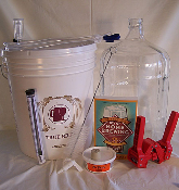Old West Complete Beer Making Equipment Kit