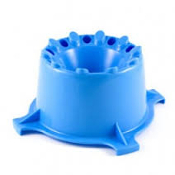 Carboy Drainer, Blue