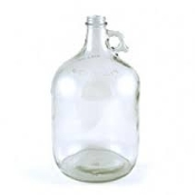 Carboy 1 Gallon, Glass