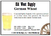 German Wheat