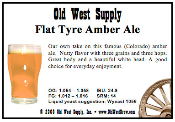Flat Tyre Amber Ale