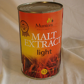 Muntons Light Extract