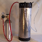 Homebrew Keg System