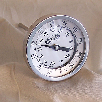 Dial Thermometer for Kettle