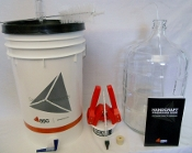 Basic Plus Beer Making Equipment Kit