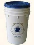 6.5 Gallon Food Grade Fermentation Bucket with Lid