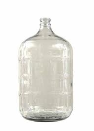 Carboy 5 Gallon, Glass